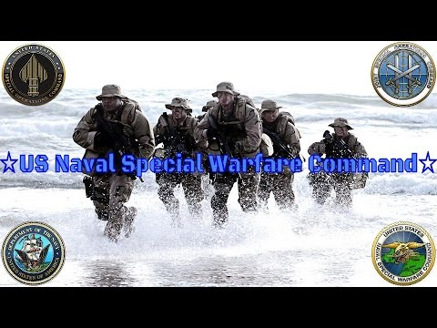 ☆US Naval Special Warfare Command☆
