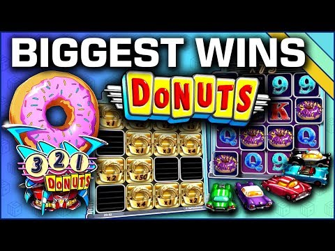 Top 10 Slot Wins On Donuts