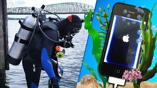 iPhone Survives 6 Months In a Lake, Abandoned Apple Store & More Apple News!