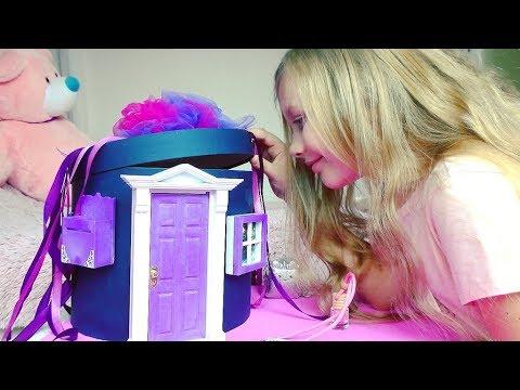 ЧТО В КОРОБКЕ ? Короче говоря- КУКЛА ЛОЛ превратилась в 🐈 🐱! Видео для детей. L.O.L Dolls Surprise