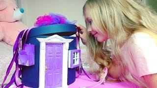 ЧТО В КОРОБКЕ ? Короче говоря- КУКЛА ЛОЛ превратилась в 🐈 🐱! Видео для детей. L.O.L dolls Surprise 3