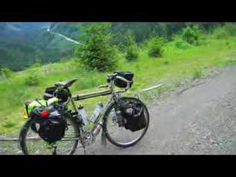 Iron Horse Trail Bike ride to Snoqualmie Pass