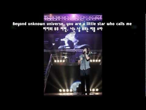 [ENG Sub] Lee Seung Chul - Moving Star ( Original ver / MP3 / K POP )