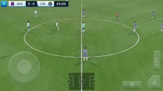 Barcelona vs Chelsea - Dream League Soccer 2018 - Android Gameplay #155 Full HD