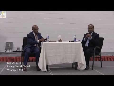 Apostle Daniel Mekonnen interview with Pastor Melka Mebrat