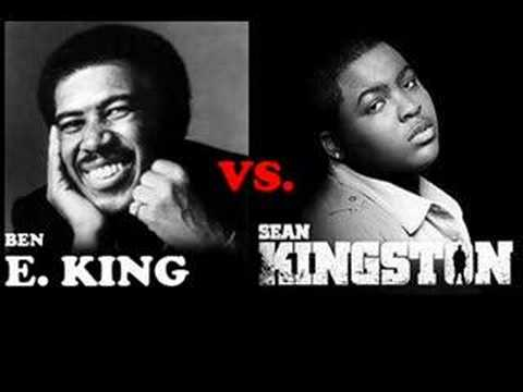 Ben E King VS Sean Kingston  Stand  Me Beautiful Girl