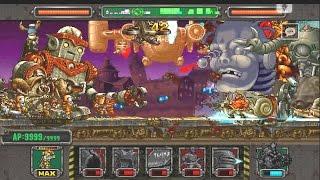 [HD]Metal slug defense. NPC! BAN THE USE OF SPECIAL ATTACK Deck!!! (1.46.0 ver)