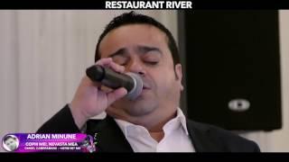 Adrian Minune - Copiii mei nevasta mea (Live 2017 Restaurant River)