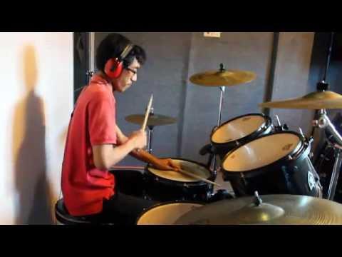 Fifty Fifty - Kenangkanlah (drum cover)