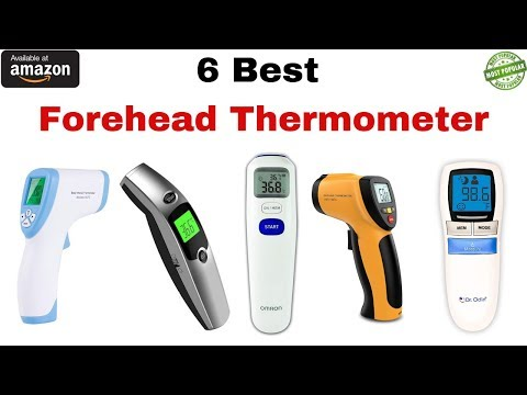 Best Forehead Thermometers To Buy Online In India 2019 I Infrared Thermometer For Baby