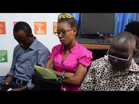 Association Espoir {CONGO BRAZZAVILLE}  conférence de presse