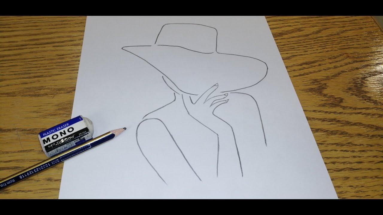 طريقة رسم وردة كيف ترسم 12