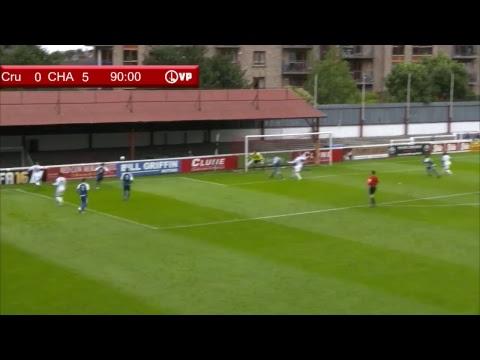 Crumlin United FC vs.  Charlton Athletic FC