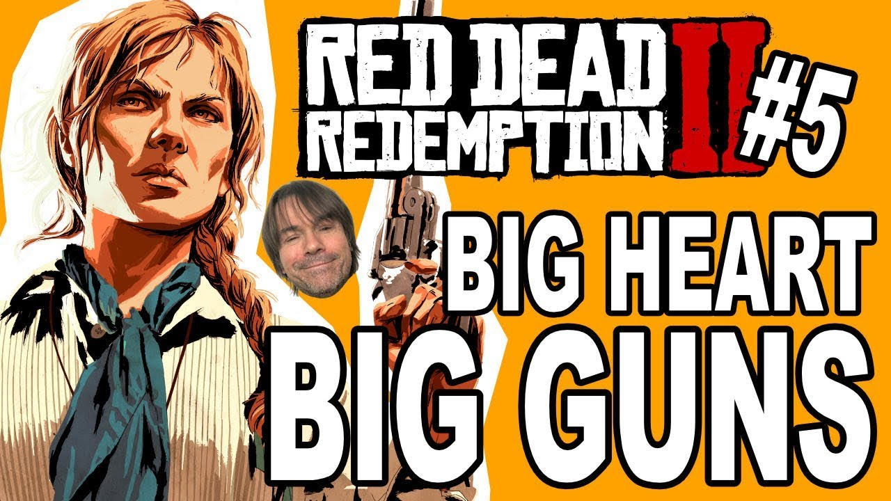 Franck - Let's Play #5 Red Dead Redemption 2 (Xbox One S) - Nouvelle vie,  nouvel espoir