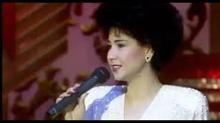 1991年央视春节联欢晚会 歌曲《鲁冰花》 甄妮| CCTV春晚