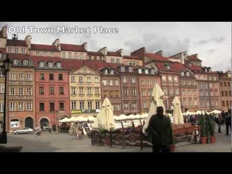 Warsaw, Poland - 17th May 2012 (1080 HD)