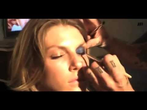 Angela Lindvall  - Madame Figaro - Behind the Scenes