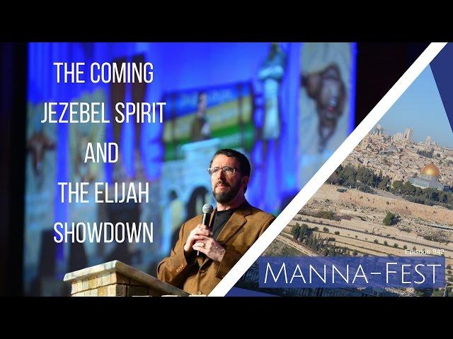 Evangelist Perry Stone:  The Coming Jezebel Spirit and the Elijah Showdown