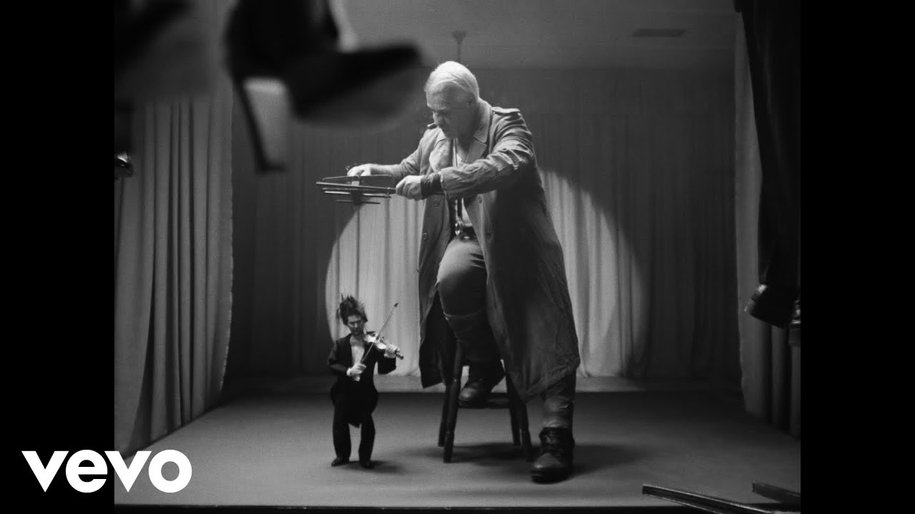 Download Till Lindemann & David Garrett - Alle Tage ist kein Sonntag (Official Video)