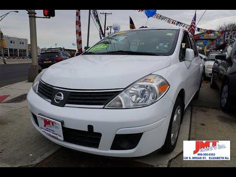 2009 Nissan Versa Hatchback Elizabeth Nj 07202 Youtube