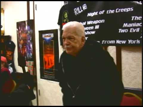 Horror Hound 2011- Interview with Tom Atkins