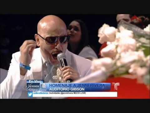 Apertura Del Ultimo Concierto JENNI RIVERA / MTY,MX 12/ | Doovi
