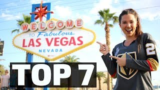 TOP 7 THINGS TO DO OFF THE STRIP!