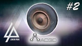 Łyse koło i nałożenie tekstury- ac3D z 9michael6 #2