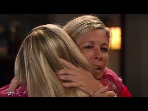 GH: Carly Scenes on 8/1/18 Part 1