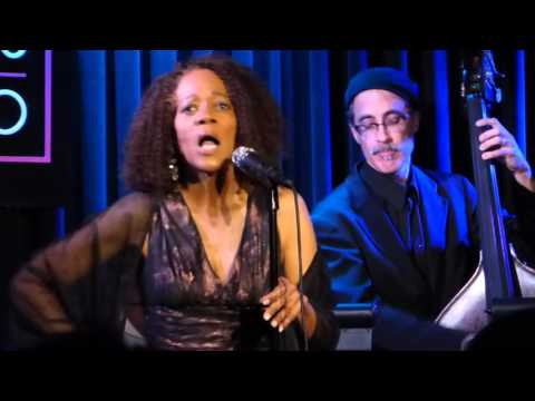 Paula West -   Space Oddity - March 5, 2016 - at Feinstein's - Hotel Nikko -San Francisco