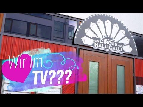 Wir sind bei Circus Halli Galli!? / YouTube Space Berlin / 29.4.17 / MAGIXTHING von YouTube · Dauer:  13 Minuten 39 Sekunden