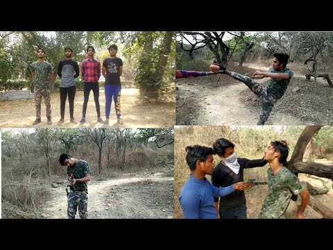 Commando    A one man army   2018 new video