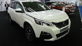 2018 Peugeot 5008 Allure 1.6 BlueHDi 120 - Exterior and Interior - Auto Salon Bratislava 2018