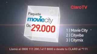 Los Instaladores Promo Movie City & Brasil (Unaired) Claro TV Paraguay