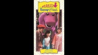 Opening & Closing To Barney's Magical Musical Adventure 1993 Time Life VHS (Fanmade)