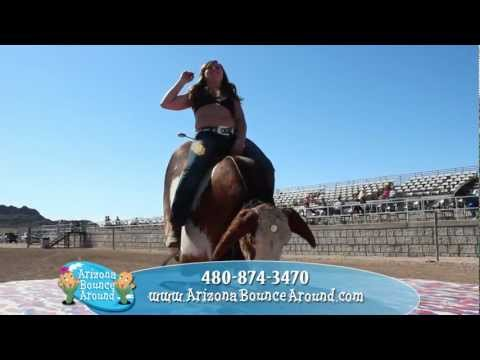 Queen Creek Mechanical Bull Rental, Mechanical Bull Riding, AZ - Arizona