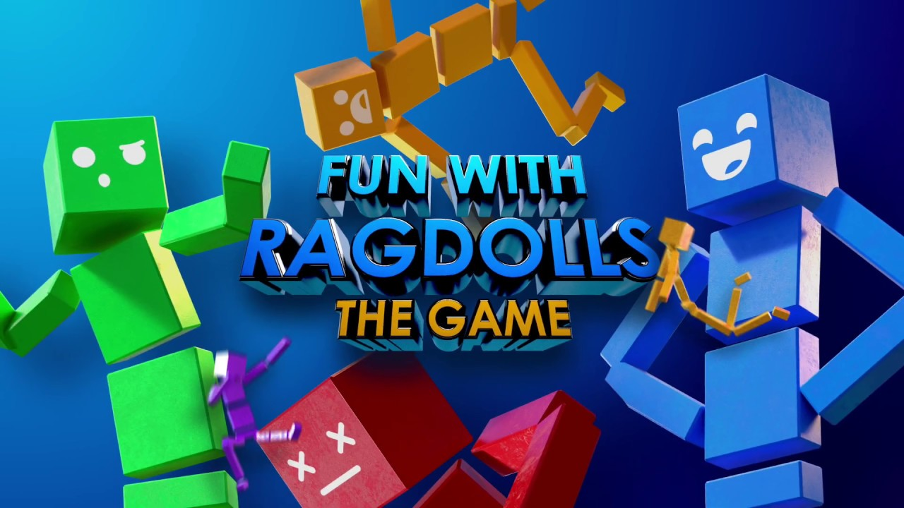 Fun with Ragdolls: The Game - Launch Day