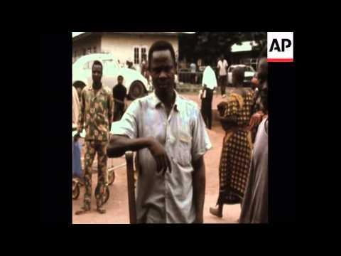 RR7035A NIGERIA: EIGHT MONTHS AFTER THE WAR