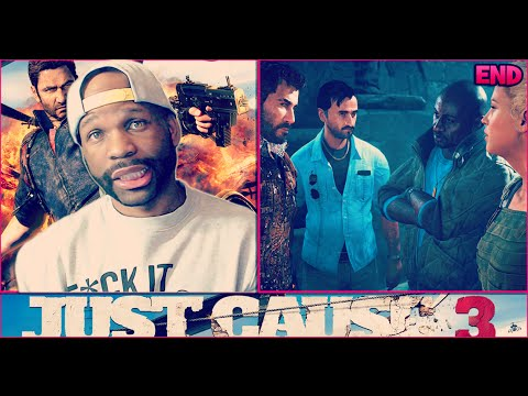 Download Just Cause 3 Walkthrough Gameplay Part 16 - The Shatterer of Worlds / Son of Medici - Game Ending!