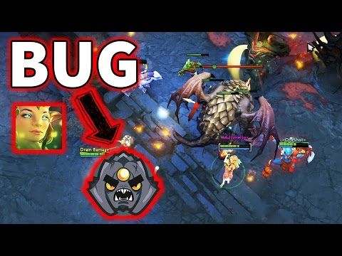 ENCHANTED ROSHAN! - Game-Breaking 7.03 Dota 2 BUG!