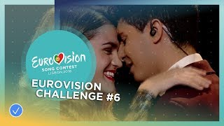 Eurovision Challenge #6: Couple challenge with Amaia y Alfred