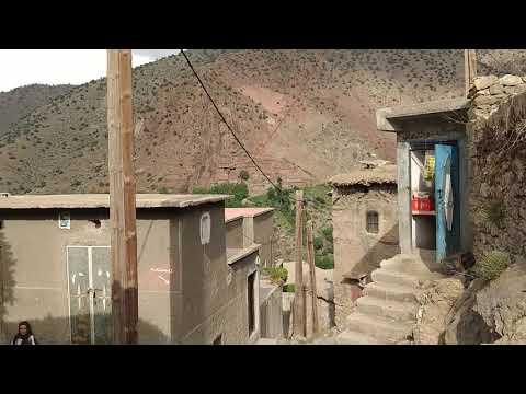 Pueblo de Tizi Oussem