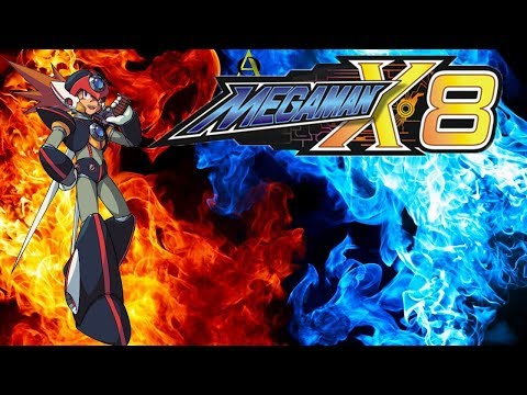 This Video Is Not Available In China - Mega Man X 8 - Axl - 3