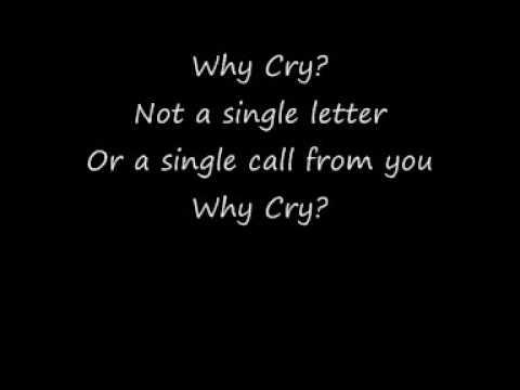 Jay Sean - Why Cry With Lyrics