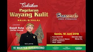 Video #LiveStreaming #WAYANG KULIT #KI H.MANTEB SOEDHARSONO#GOJALI SUTO download MP3, 3GP, MP4, WEBM, AVI, FLV Juni 2018