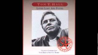 Watch Tom T Hall Old Enough To Want To video