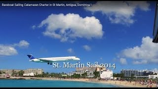 Bareboat Sailing Catamaran Charter in St Martin, Antigua, Dominica !