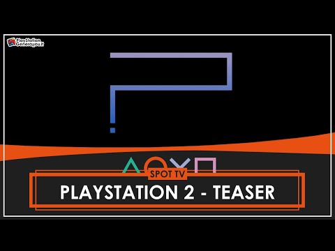 PlayStation 2 - Teaser Commercial - Europe (2000)