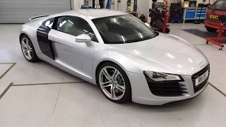 Audi R8 Running Costs - Insurance, Tax, Fuel, Servicing
