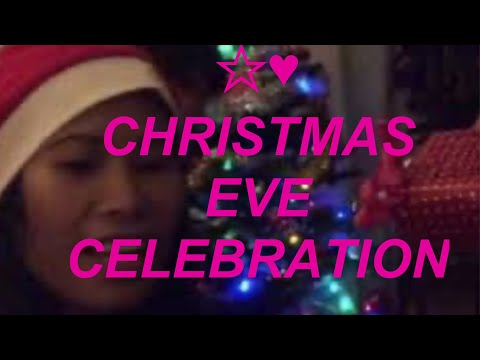 Christmas Eve Simple Celebration!Vlog#94